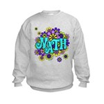 Mathadelic Surf Kids Sweatshirt