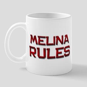 melina rules Mug