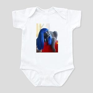 Wig Cat Infant Bodysuit