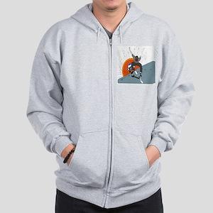 Skater Zip Hoodie