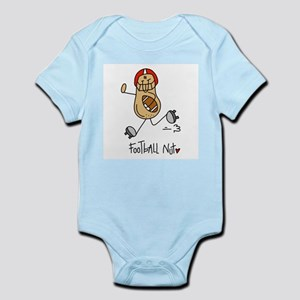 Football Nut Infant Bodysuit