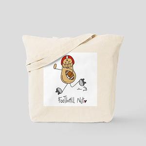 Football Nut Tote Bag
