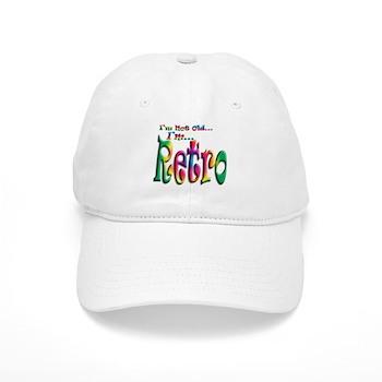 I'm Not Old, I'm Retro Baseball Cap