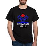 Penn Can Mall Black T-Shirt