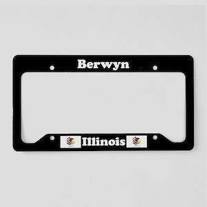 Berwyn, IL License Plate Holder