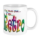 I'm Not Old, I'm Retro Large Coffee Cup
