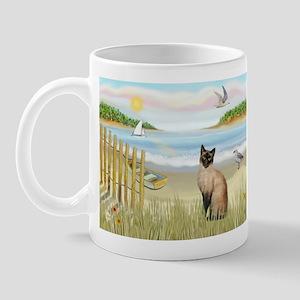 Rowboat / Siamese Mug