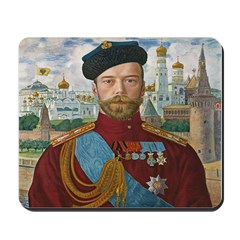 Tsar Nicholas II Mousepad