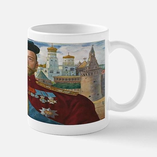 Tsar Nicholas II Mug