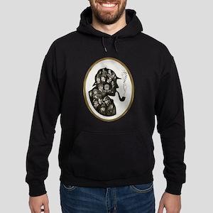 Manyfaces T framed for black copy copy Sweatshirt
