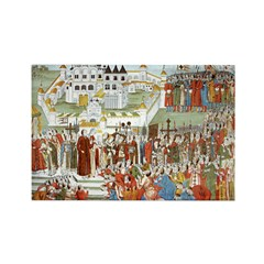 Hypatian Monastery (1673) Rectangle Magnet (10 pac