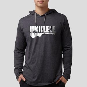 Hawaiian Ukulele Long Sleeve T-Shirt