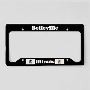 Belleville, IL License Plate Holder