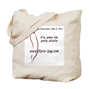 Spice-Guy Tote Bag