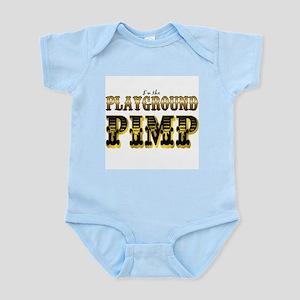 Playground Pimp Infant Bodysuit