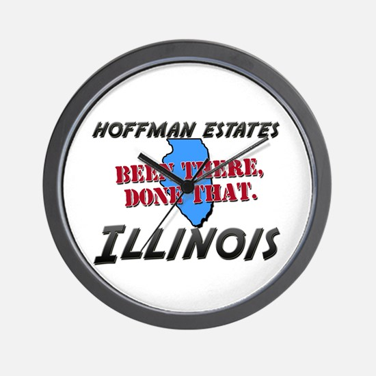 hoffman estates illinois - been there, done that W