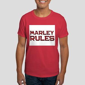 marley rules Dark T-Shirt