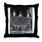No Self-Respecting Woman . .Alice Paul Pillow