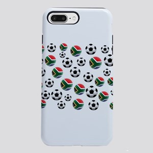 South Africa Soccer Balls iPhone 7 Plus Tough Case