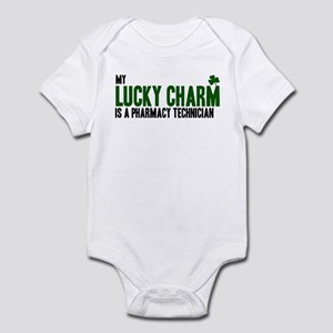 Pharmacy Technician lucky cha Infant Bodysuit
