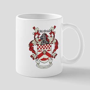 McBride Family Crest Mug