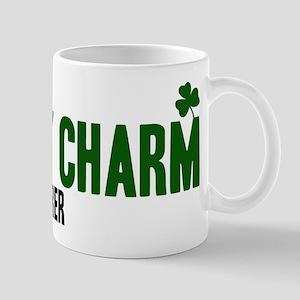 Plasterer lucky charm Mug