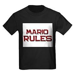 mario rules T