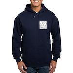 Hart Logo And Smoosh Sweatshirt