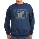 Eagle & Crest Sweater from BJJtshirts.com