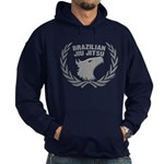 Eagle & Crest Hoodie from BJJtshirts.com