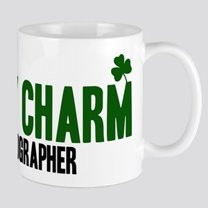 Oceanographer lucky charm Mug