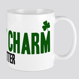 Meatcutter lucky charm Mug