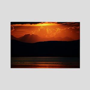 Montana Sunset Magnets