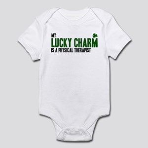 Physical Therapist lucky char Infant Bodysuit