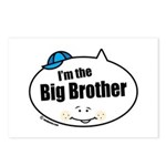 Big Brother Postcards (Package of 8)