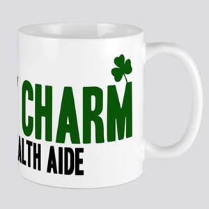 Home Health Aide lucky charm Mug