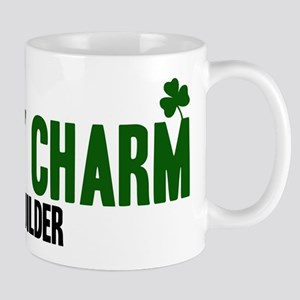Home Builder lucky charm Mug