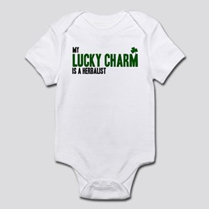 Herbalist lucky charm Infant Bodysuit