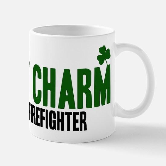 Forest Firefighter lucky char Mug