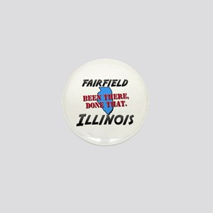 fairfield illinois - been there, done that Mini Bu