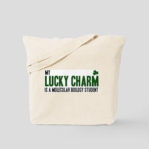 Molecular Biology Student luc Tote Bag