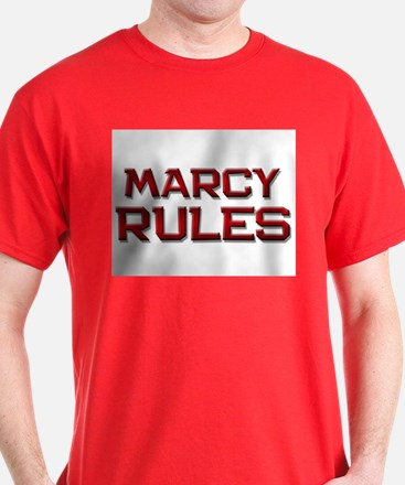 marcy rules T-Shirt