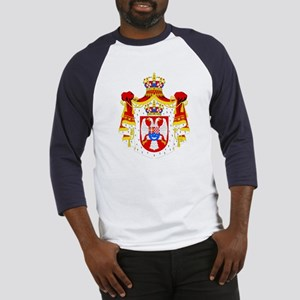 Yugoslavia Coat of Arms Baseball Jersey