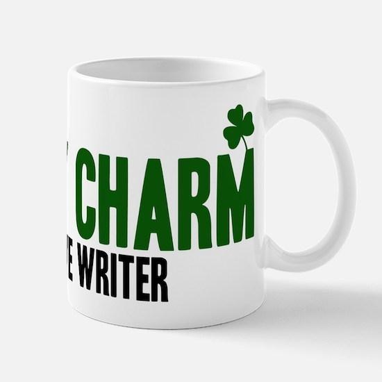 Creative Writer lucky charm Mug