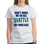 Seattle Baseball Women's T-Shirt