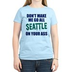 Seattle Baseball Women's Light T-Shirt