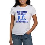 Kansas City Baseball Women's T-Shirt