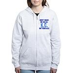 Kansas City Baseball Women's Zip Hoodie
