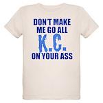 Kansas City Baseball Organic Kids T-Shirt