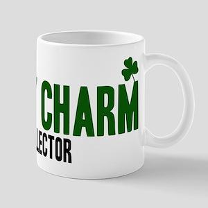 Bill Collector lucky charm Mug